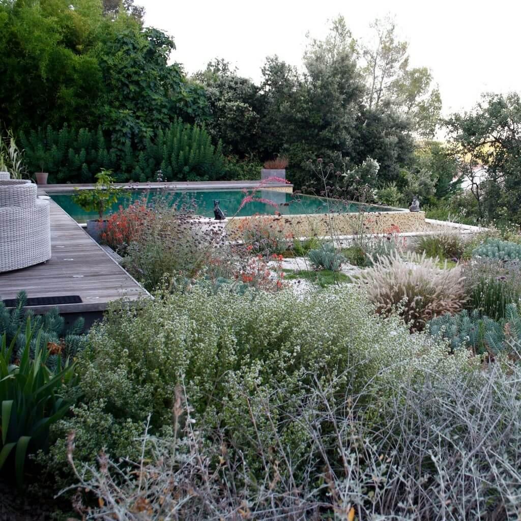 Portfolio - un jardin pour contempler