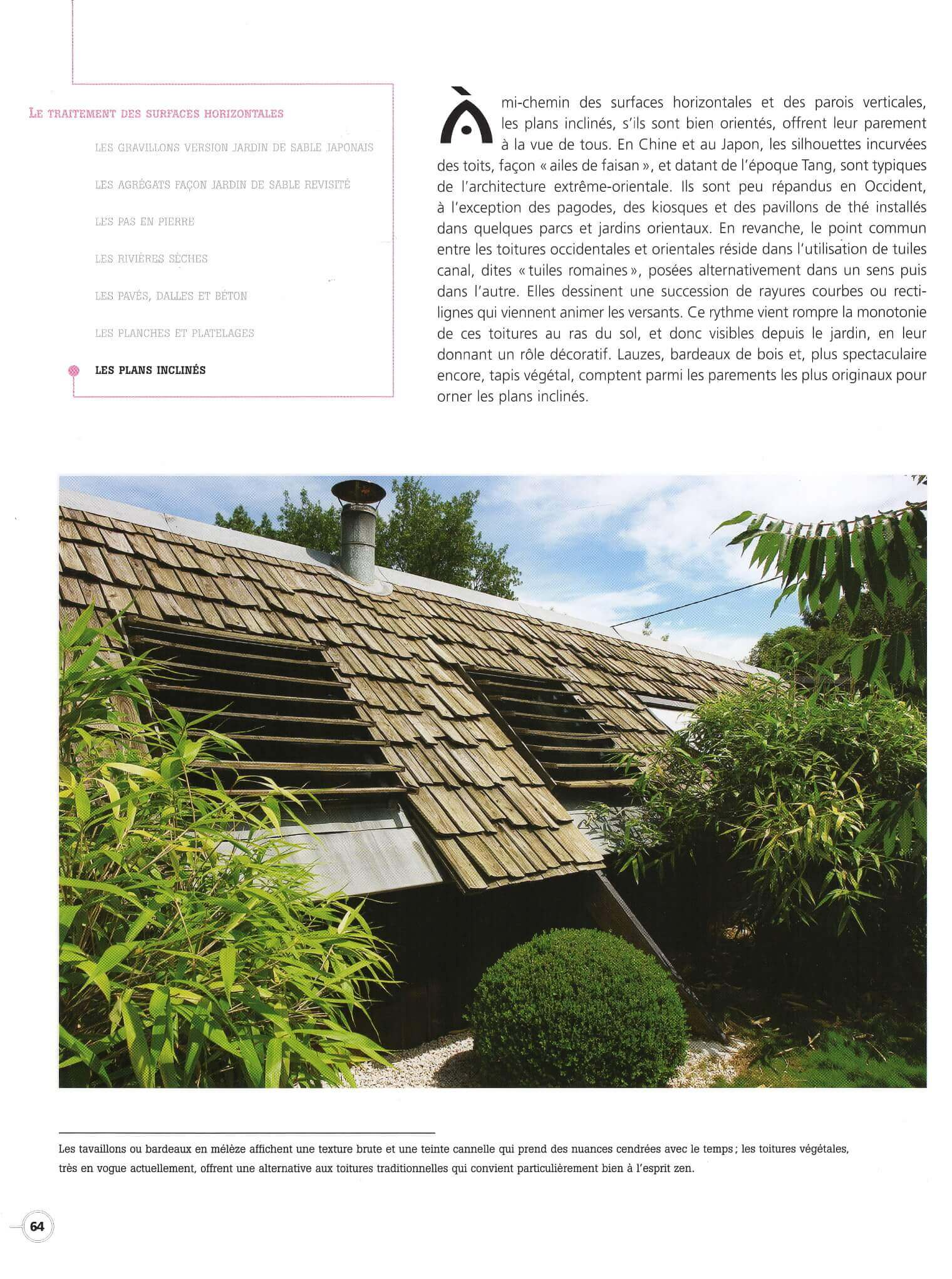 Jardins Zen Contemporains Jean Jacques Derboux